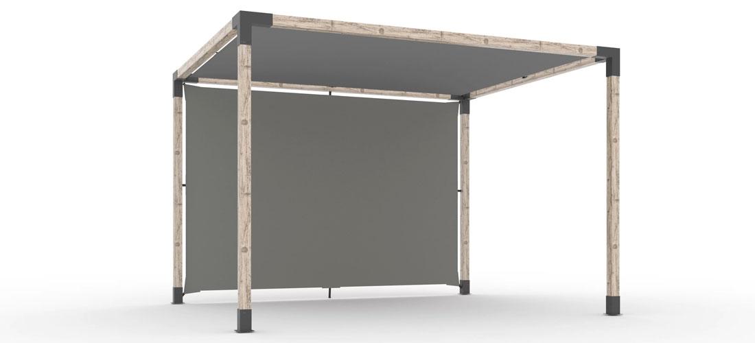 Grid Shade Sails Privacy Shades Toja Patio Furniture